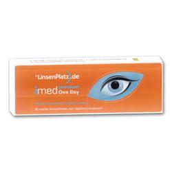 LinsenPlatz • imed premium Tageslinsen 30er Box