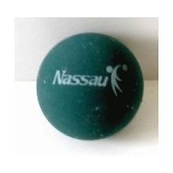 gelber Punkt - Squashball Nassau