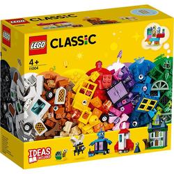 LEGO Bausteine - kreativ mit Fenstern