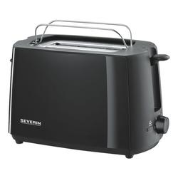 Automatik-Toaster »AT 2287« schwarz, SEVERIN