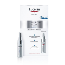 EUCERIN Anti-Age HYALURON-FILLER Serum-Konz.Amp. 6X5 ml