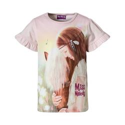 Miss Melody T-Shirt Miss Melody T-Shirt für Mädchen rosa 116/122