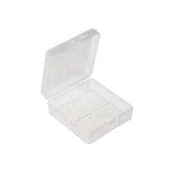 AccuCell Aufbewahrungsbox für 1x bis 2x 9V Block 6LR61/AM-6 Batterie