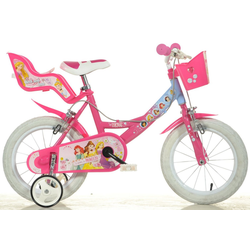 Dino Kinderfahrrad Princess, 1 Gang 25 cm