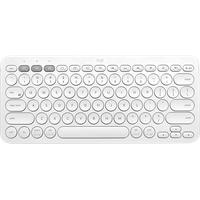 Logitech K380 Bluetooth Multi-Device Tastatur DE weiß (920-009584)