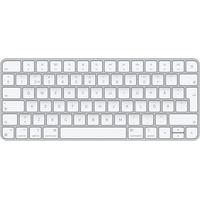 Apple Magic Keyboard + Bluetooth Finnisch, Schwedisch Aluminium, Weiß