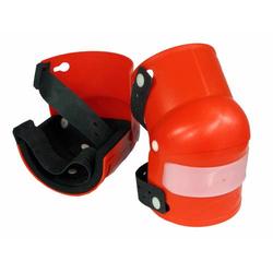 Knieschoner mit Gelenk, PVC-Hartschale / Paar