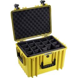 B & W outdoor.cases Typ 5500 Kamerakoffer Wasserdicht