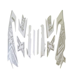 Dekoraufkleber GMX 450 Sport 4Takt 50ccm 1220401-15
