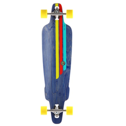 Flying Wheels Skateboard 38,5 Rig Navy skateboard cruiser