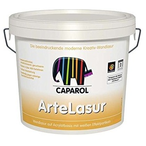 Caparol Capadecor Arte-Lasur weiss 2,500 L