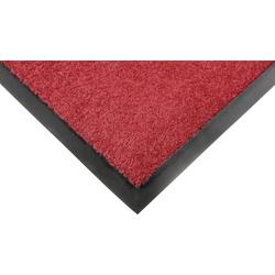 COBA Europe PP040003 Schmutzfangmatte Entra-Plush Rot (L x B) 1.8m x 1.2m 1St.