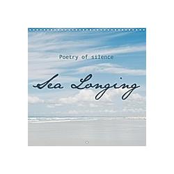 Sea Longing (Wall Calendar 2021 300 × 300 mm Square)