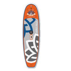 Ariinui Squall Windsup aufblasbar SUP Board aufblasbar stand up, Länge: 10'2''