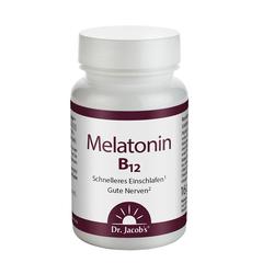 Dr. Jacob's Melatonin B12 60