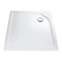 HSK Duschbecken Quadrat, super-flach 900 x 900 mm… pergamon
