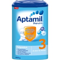 Aptamil Folgemilch 3 mit Pronutra 800 g