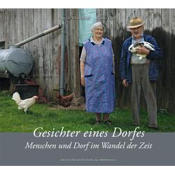 Gesichter eines Dorfes als Buch von Harald Grill