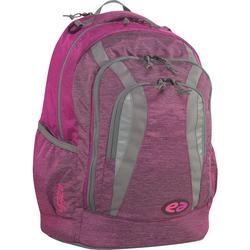 YZEA® Schulrucksack GO, pink - pink