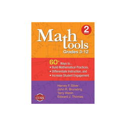 Math Tools, Grades 3-12 - 2nd Edition by Harvey F Silver & John R Brunsting & Terry Walsh & Edward J Thomas (Paperback)
