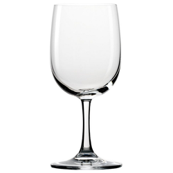 Stölzle Glas CLASSIC long life (6-tlg), Kristallglas, Wasserglas, 320 ml