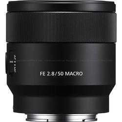 Sony SEL FE 50mm f2,8 Makro