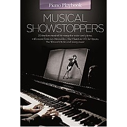 The Piano Playbook: Musical Showstoppers Pf Book - Buch