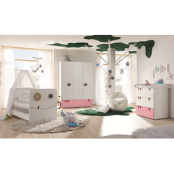 NOW by Hülsta Minimo Babyzimmer Kombination 3