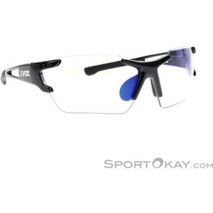 Uvex Sportstyle 803 Race V Small Bikebrille-Schwarz-One Size
