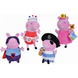 PEPPA PIG Plüsch Kostümfreunde (H 20 cm)