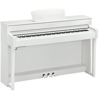 Clavinova CLP-635 Digitalpiano Weiß