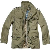 Brandit Textil M-65 Fieldjacket Classic oliv S