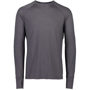 POC Men's Light Merino Jersey, Größe: LRG, Farbe: Sylvanite Grey