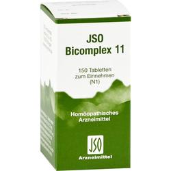 JSO-Bicomplex Heilmittel Nr.11 150 St.