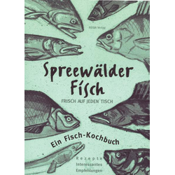 Spreewälder Fisch als Buch von