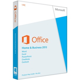 Microsoft Office Home & Business 2013 ESD DE Win