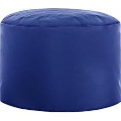 Sitting Point Sitzsack DotCom SCUBA blau