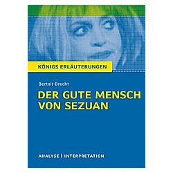 Bertolt Brecht 'Der gute Mensch von Sezuan'. Bertolt Brecht  - Buch