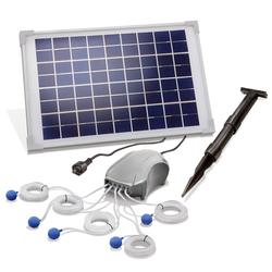 esotec Solar-Teichbelüfter-Set Power Air S