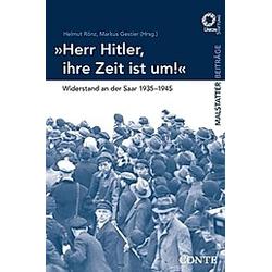 Herr Hitler  Ihre Zeit ist um! - Buch