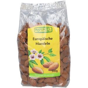 Rapunzel Bio Europäische Mandeln 500 g Granulat