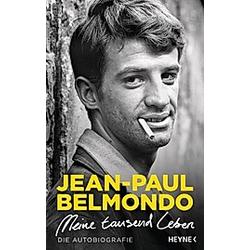 Meine tausend Leben. Jean-Paul Belmondo  - Buch