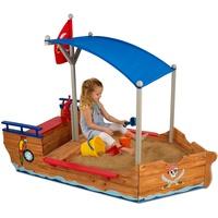 KidKraft Sandkasten Piratenschiff (128)