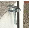 ProfiLine Profiline Balkonklammer Balkon Schirmhalter für Sonnenschirme - 450650