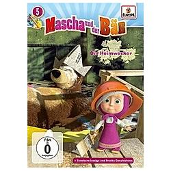 Mascha und der Bär  Vol. 5 - Die Heimwerker - DVD  Filme