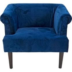 Sessel Opal Dunkelblau