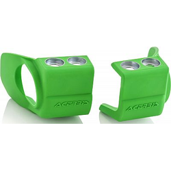 Acerbis 0023197 Beta/Honda/Kawasaki Gabelschützer - GrüN - one size