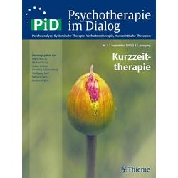 Kurzzeittherapie: Buch von