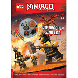 LEGO® NINJAGO® - Die Drachen sind los als Buch von