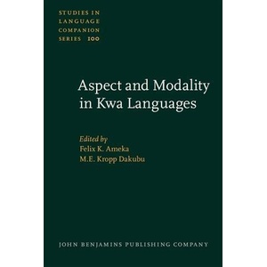 Aspect and Modality in Kwa Languages: eBook von